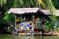 Drink Shack On River